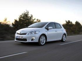 Ver foto 7 de Toyota Auris HSD UK 2010