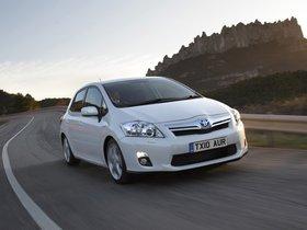Ver foto 6 de Toyota Auris HSD UK 2010