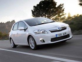 Ver foto 5 de Toyota Auris HSD UK 2010