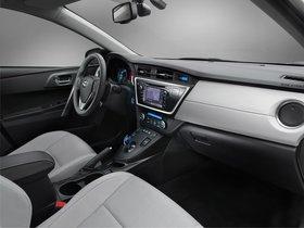 Ver foto 8 de Toyota Auris Hybrid 2013