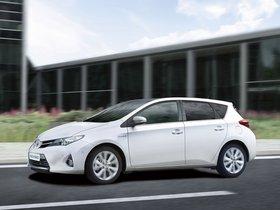 Ver foto 9 de Toyota Auris Hybrid 2013