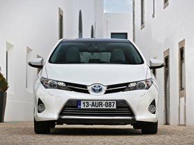Ver foto 24 de Toyota Auris Hybrid 2013