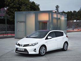 Ver foto 21 de Toyota Auris Hybrid 2013