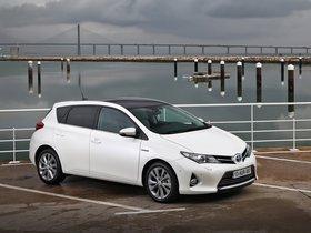 Ver foto 20 de Toyota Auris Hybrid 2013