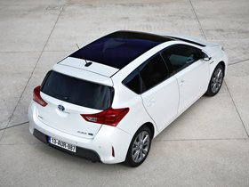 Ver foto 17 de Toyota Auris Hybrid 2013