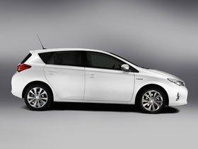 Ver foto 7 de Toyota Auris Hybrid 2013