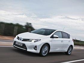 Ver foto 14 de Toyota Auris Hybrid 2013