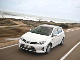 Ver foto 13 de Toyota Auris Hybrid 2013