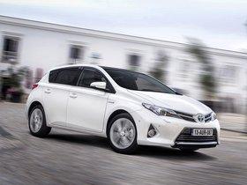 Ver foto 11 de Toyota Auris Hybrid 2013