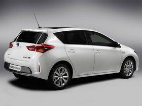 Ver foto 6 de Toyota Auris Hybrid 2013