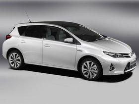 Ver foto 4 de Toyota Auris Hybrid 2013