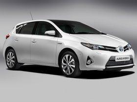 Ver foto 3 de Toyota Auris Hybrid 2013