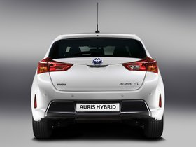 Ver foto 2 de Toyota Auris Hybrid 2013
