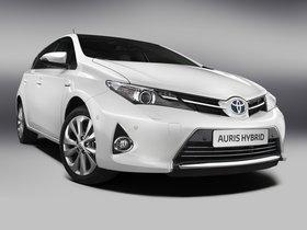 Fotos de Toyota Auris Hybrid 2013