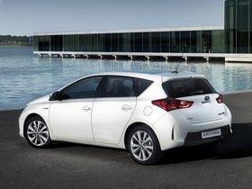 Ver foto 10 de Toyota Auris Hybrid 2013