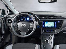 Ver foto 30 de Toyota Auris Hybrid 2015