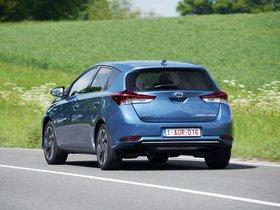 Ver foto 20 de Toyota Auris Hybrid 2015