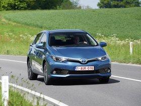 Ver foto 18 de Toyota Auris Hybrid 2015