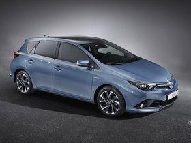 Ver foto 29 de Toyota Auris Hybrid 2015