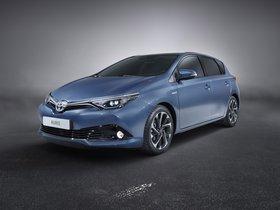 Ver foto 4 de Toyota Auris Hybrid 2015