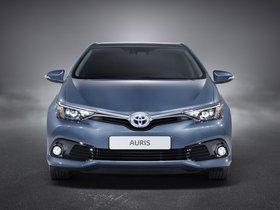 Ver foto 2 de Toyota Auris Hybrid 2015