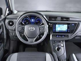 Ver foto 28 de Toyota Auris Hybrid 2015