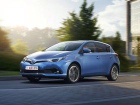Fotos de Toyota Auris Hybrid 2015