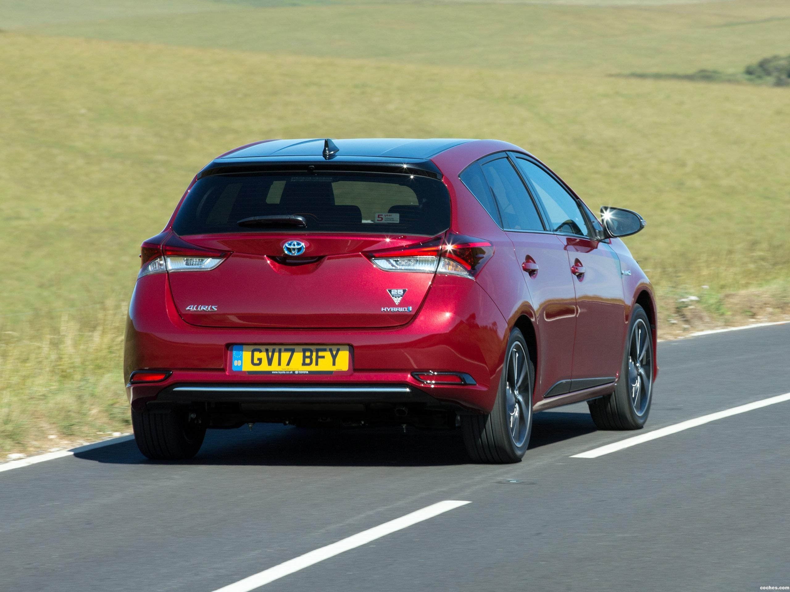 Foto 16 de Toyota Auris Hybrid UK 2017