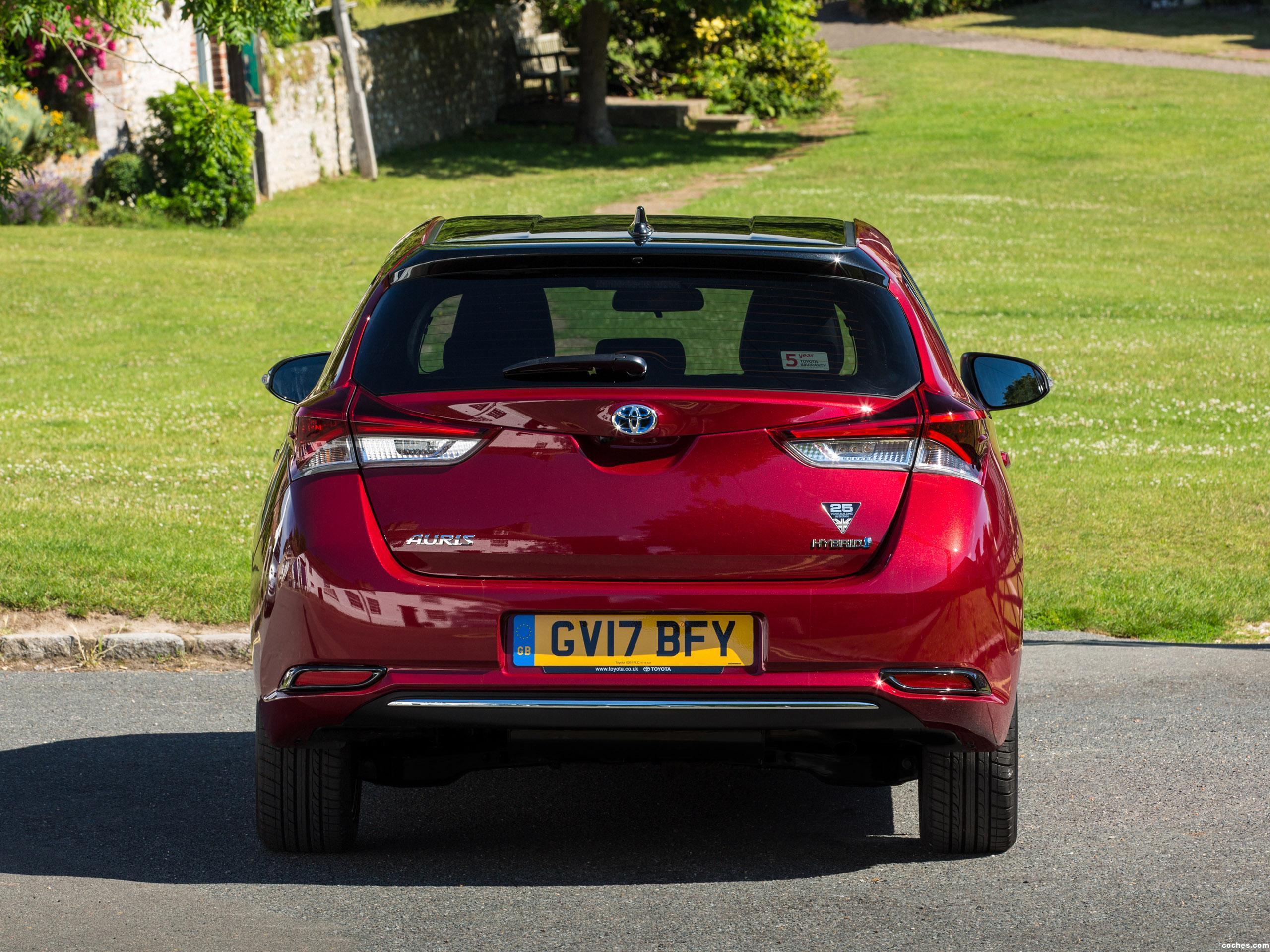 Foto 9 de Toyota Auris Hybrid UK 2017
