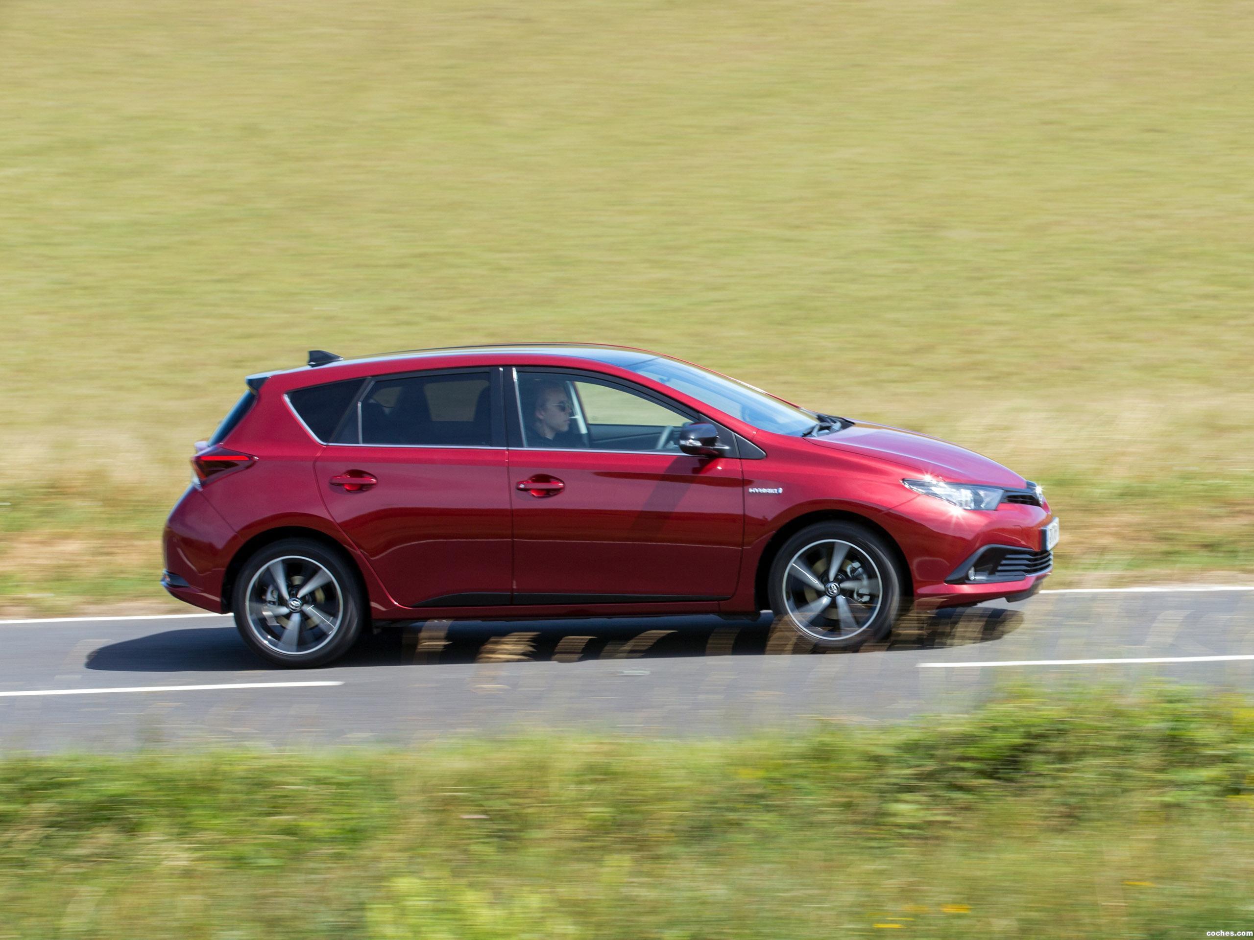 Foto 5 de Toyota Auris Hybrid UK 2017
