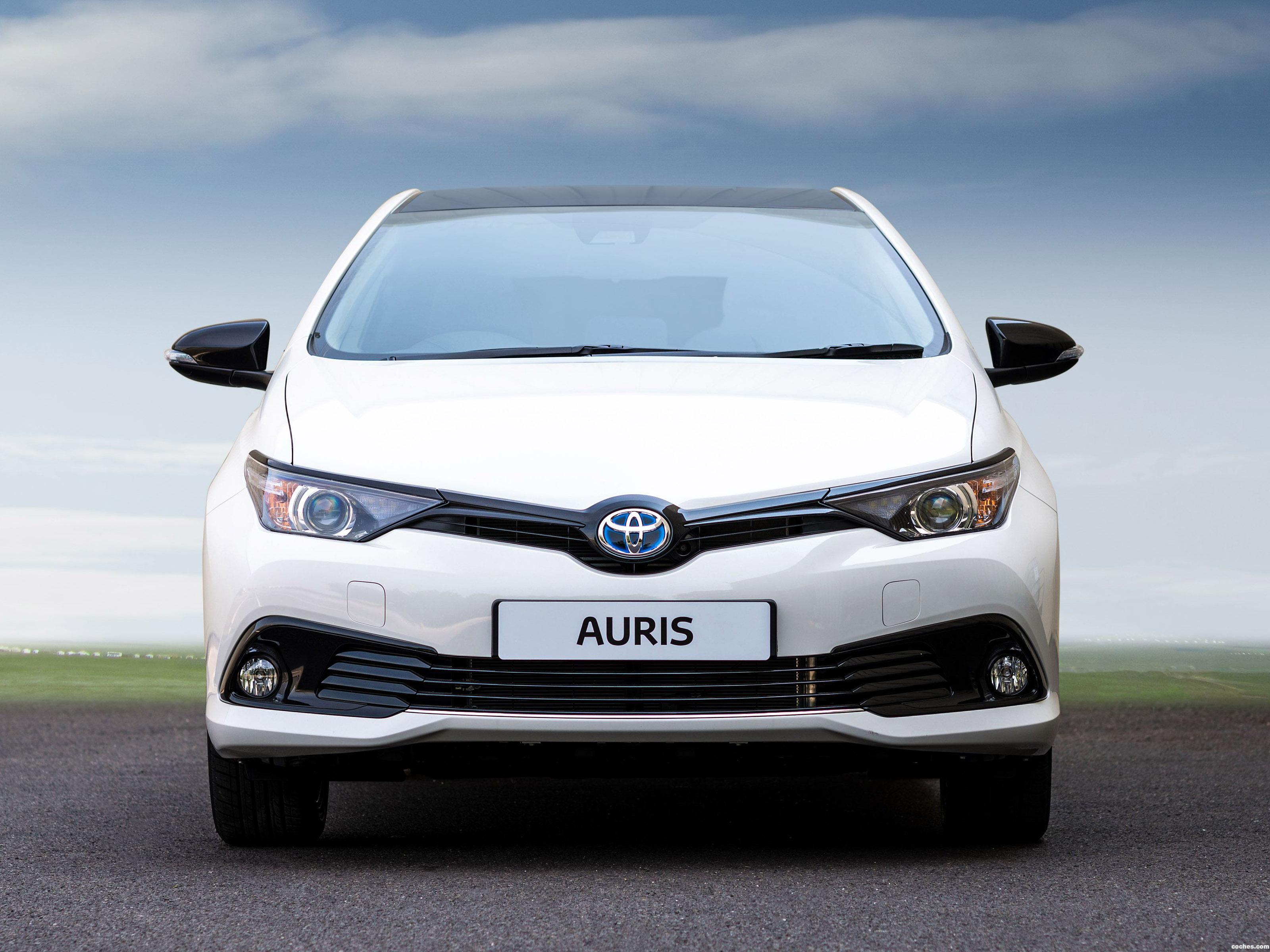 Foto 22 de Toyota Auris Hybrid UK 2017
