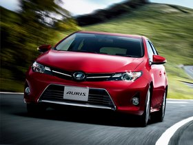 Ver foto 6 de Toyota Auris RS S-Package Japan 2013