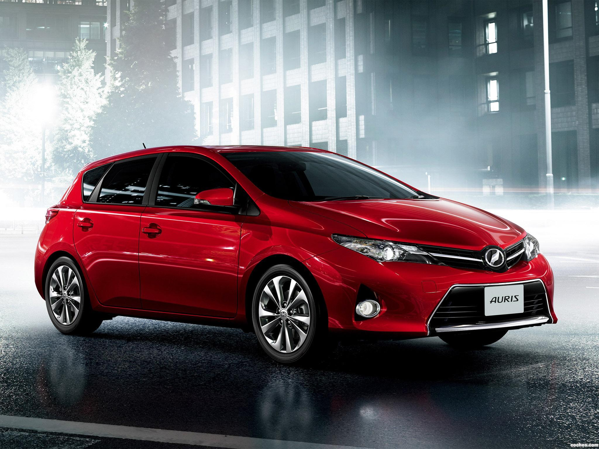 Foto 0 de Toyota Auris RS S-Package Japan 2013