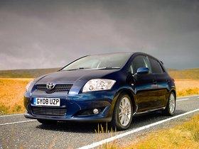Fotos de Toyota Auris SR 5 puertas UK 2008