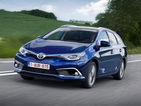 Toyota Auris Ts 120t Active (business Plus)