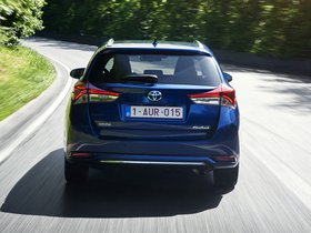 Ver foto 16 de Toyota Auris Touring Sports 2015