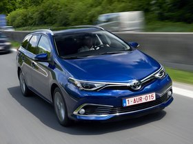Fotos de Toyota Auris Touring Sports 2015
