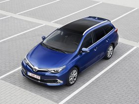 Toyota Auris Touring Sports Hybrid 140h Business