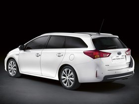 Ver foto 4 de Toyota Auris Touring Sports 2013