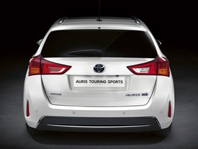 Ver foto 3 de Toyota Auris Touring Sports 2013