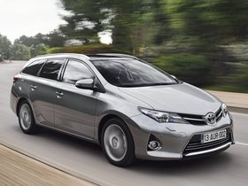 Ver foto 13 de Toyota Auris Touring Sports 2013