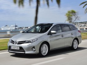 Ver foto 11 de Toyota Auris Touring Sports 2013