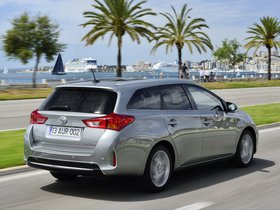 Ver foto 10 de Toyota Auris Touring Sports 2013