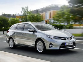 Ver foto 9 de Toyota Auris Touring Sports 2013
