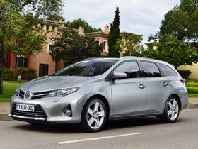 Ver foto 7 de Toyota Auris Touring Sports 2013