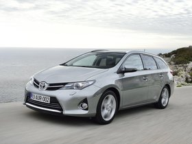 Ver foto 21 de Toyota Auris Touring Sports 2013