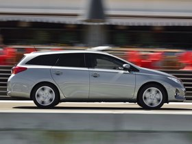 Ver foto 20 de Toyota Auris Touring Sports 2013
