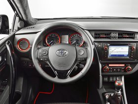 Ver foto 3 de Toyota Auris Touring Sports Black  2013