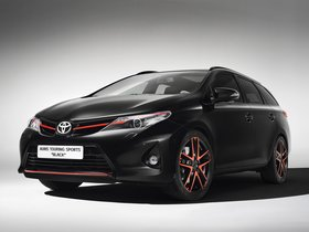 Fotos de Toyota Auris Touring Sports Black  2013