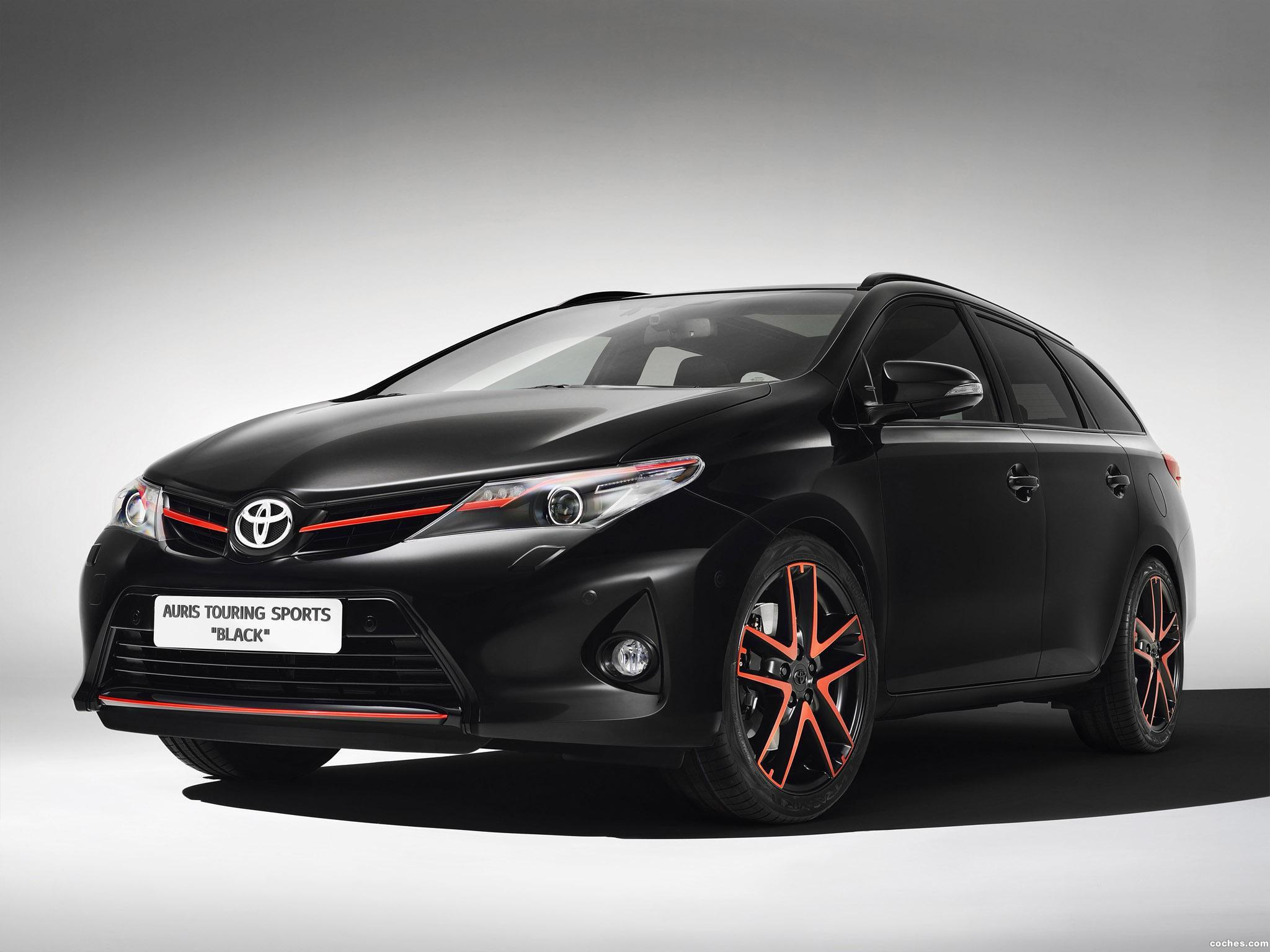 Foto 0 de Toyota Auris Touring Sports Black  2013